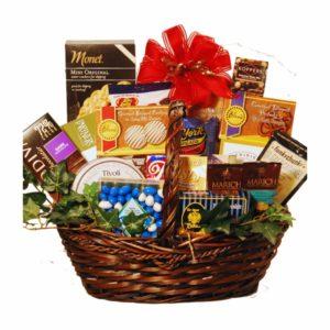 Gourmet Kosher Sweets Gift Basket