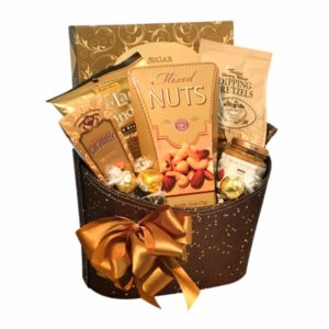 Sweet Wishes Gourmet Gift Basket